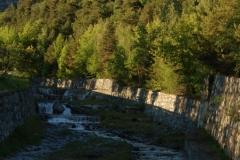 torrente Colomba a La Ruine
